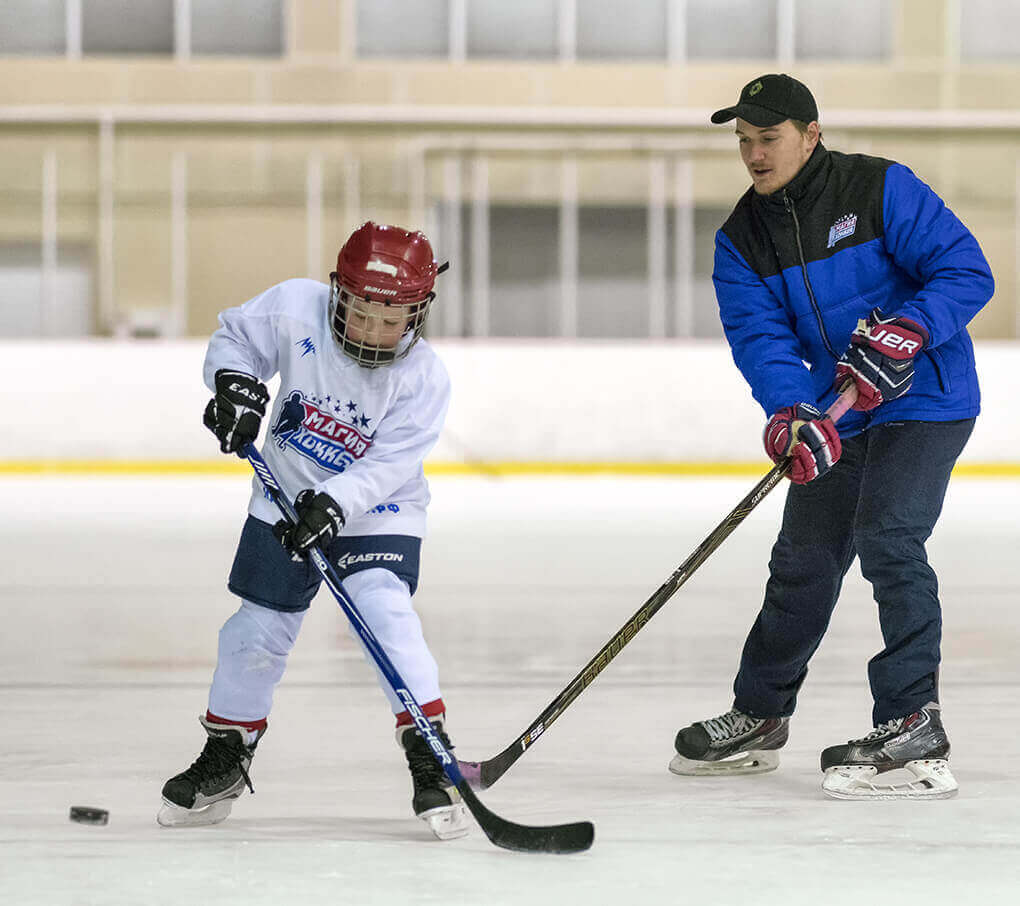 "Лагерь ""International Ice Hockey Camp""."