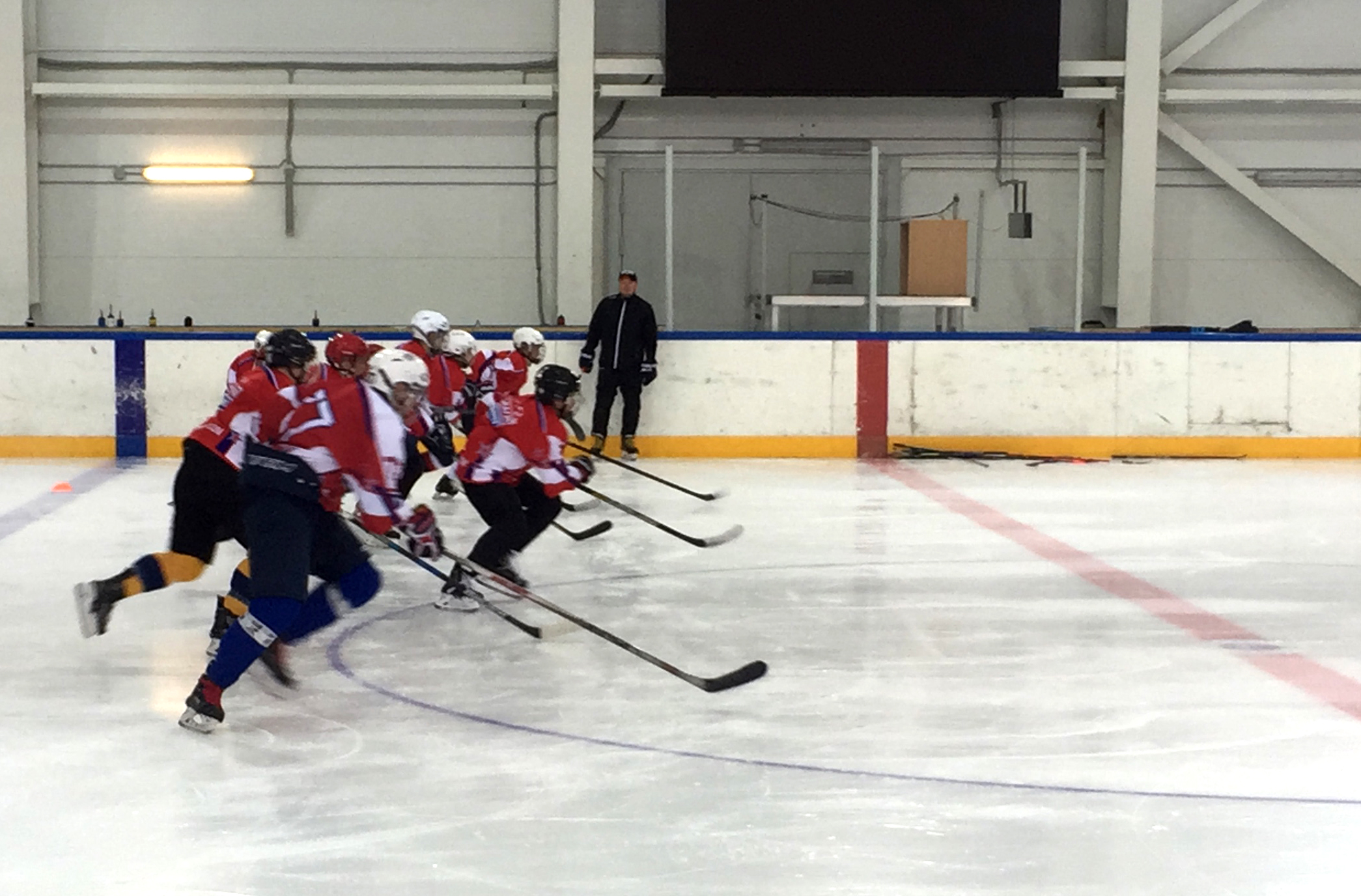 «International Ice Hockey Camp» – Хоккейный лагерь в Адлере, фото 5
