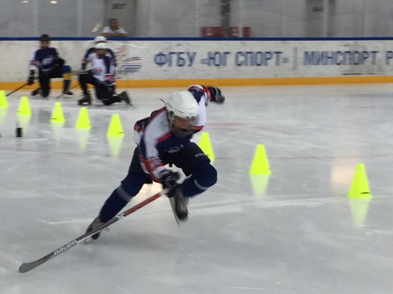 «International Ice Hockey Camp» – Хоккейный лагерь в Адлере, фото 6