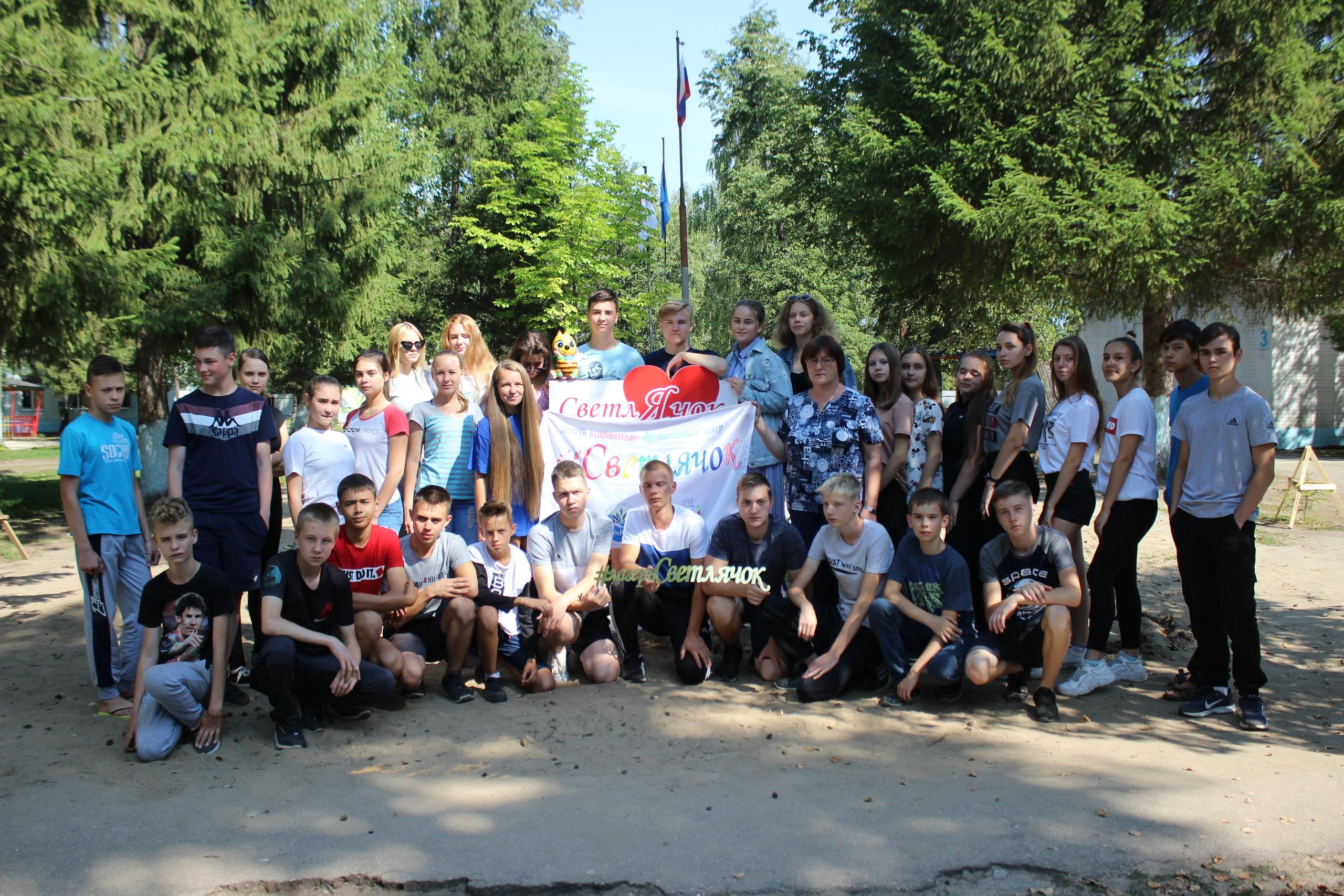 «Светлячок» – Оздоровительный лагерь в Ульяновской области, фото 3