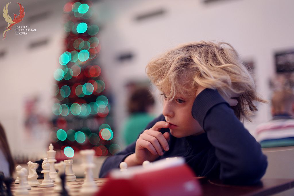 "Лагерь ""Русская Шахматная Школа. ""Christmas Chess""""."