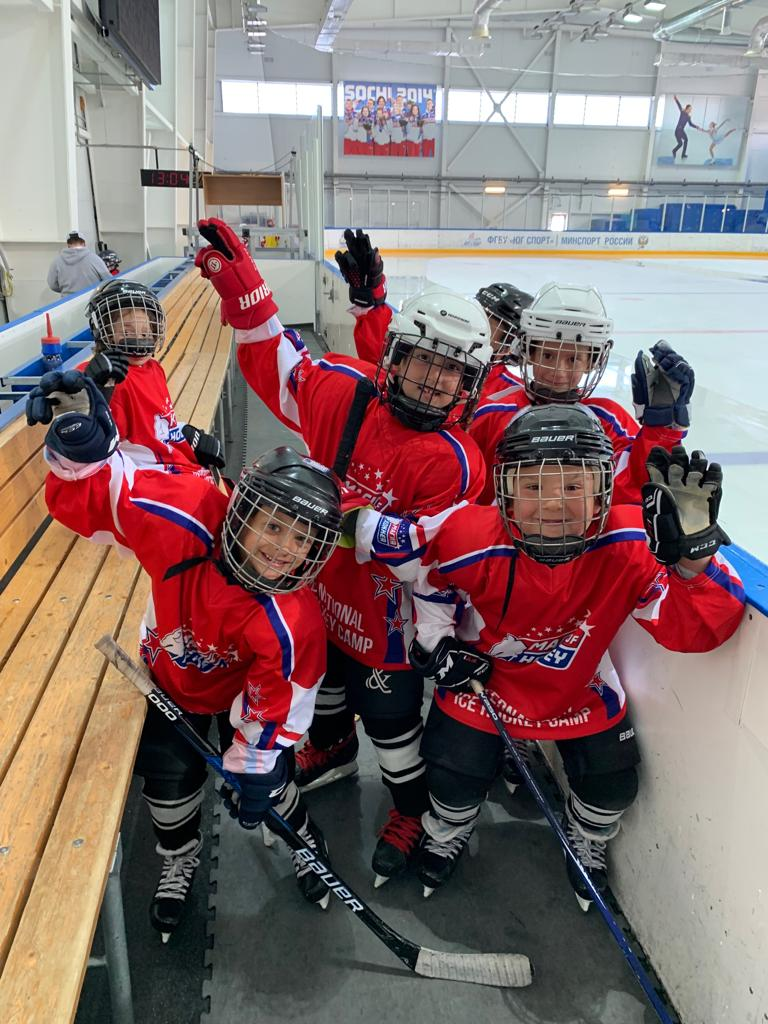 «International Ice Hockey Camp» – Хоккейный лагерь в Адлере, фото 2