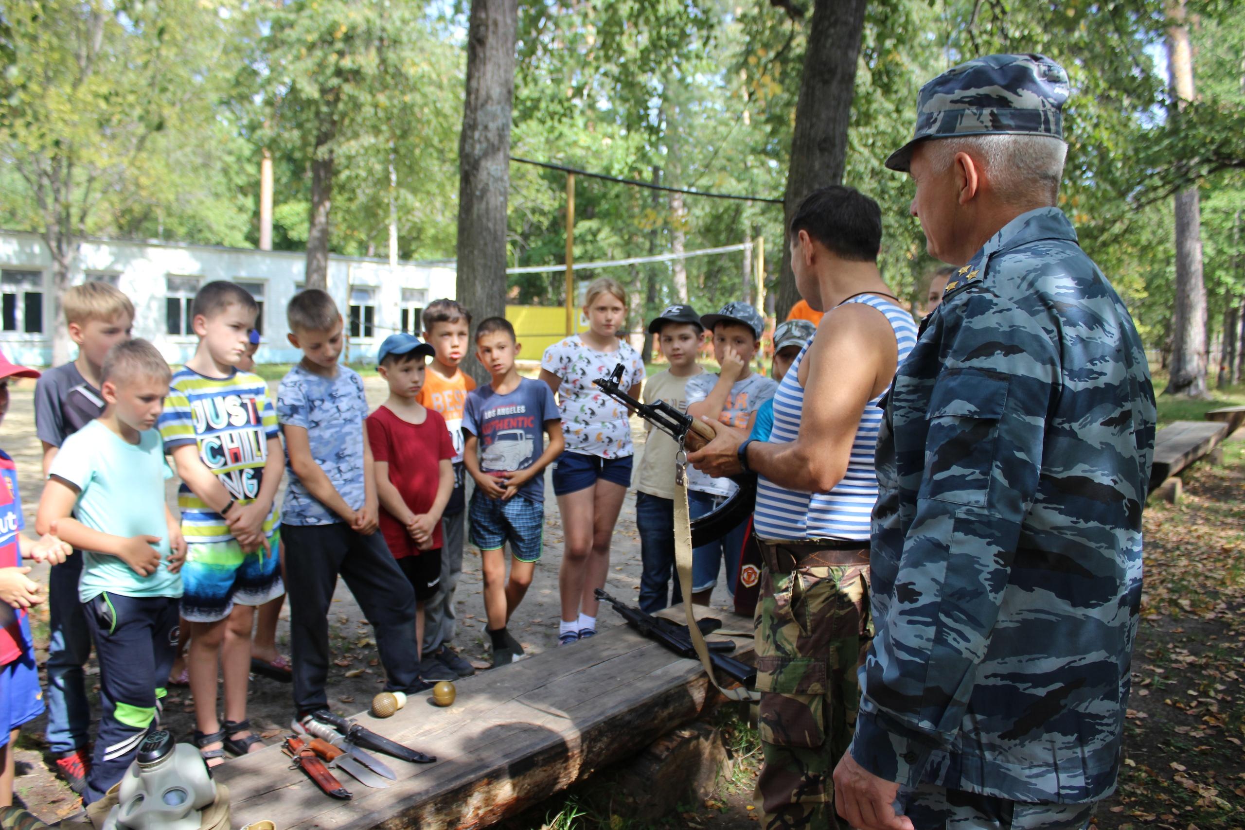«Светлячок» – Оздоровительный лагерь в Ульяновской области, фото 7
