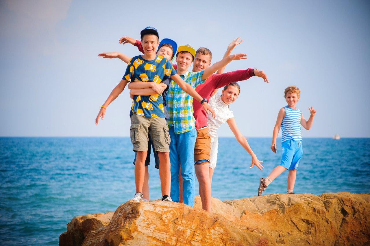 картинки летние каникулы на море заведения легко