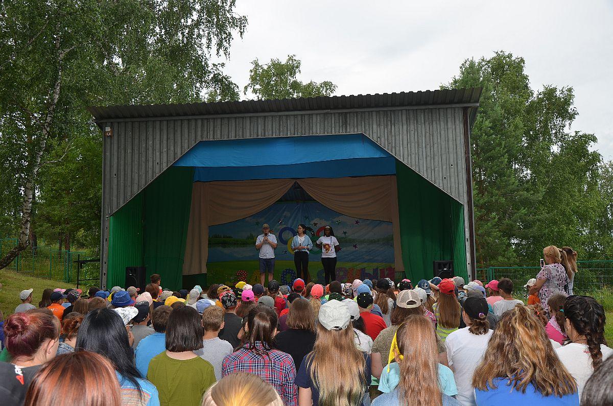 Лагерь 27 зона в красноярске