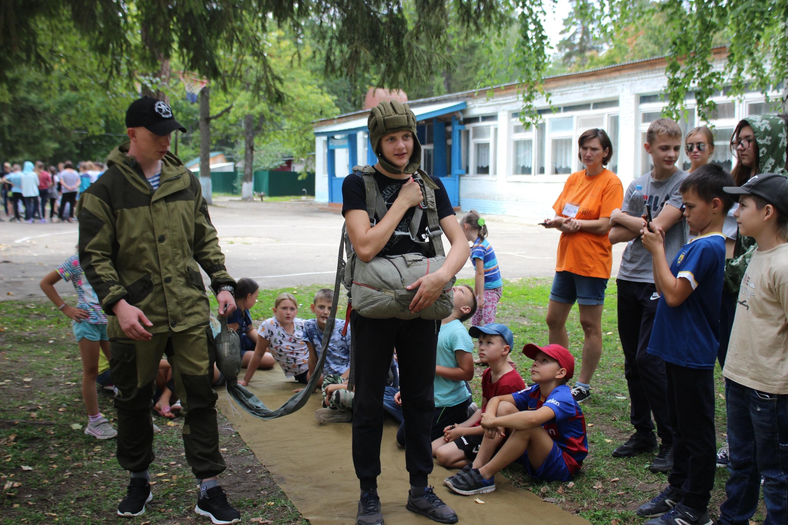«Светлячок» – Оздоровительный лагерь в Ульяновской области, фото 8