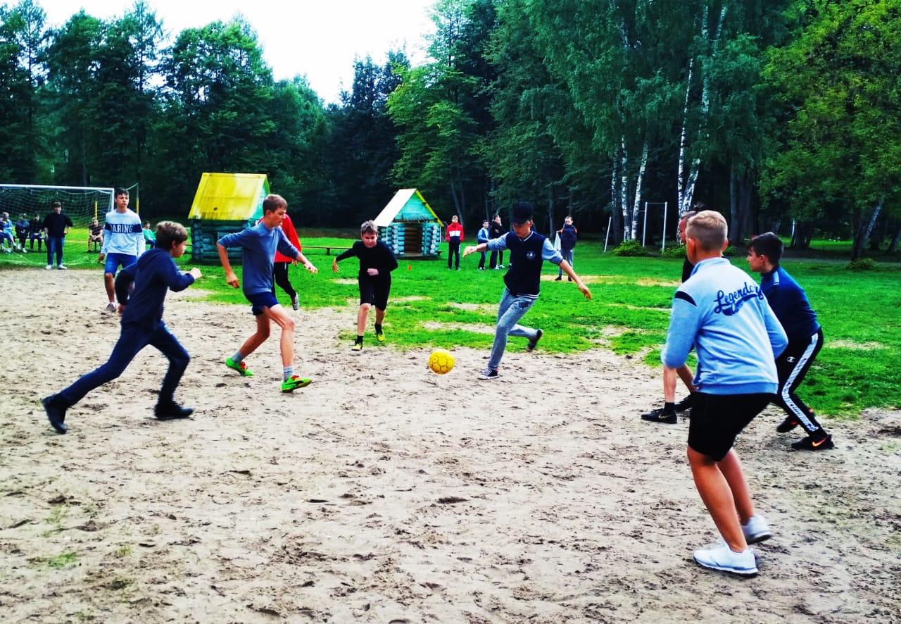 Лагерь лесная поляна картинки