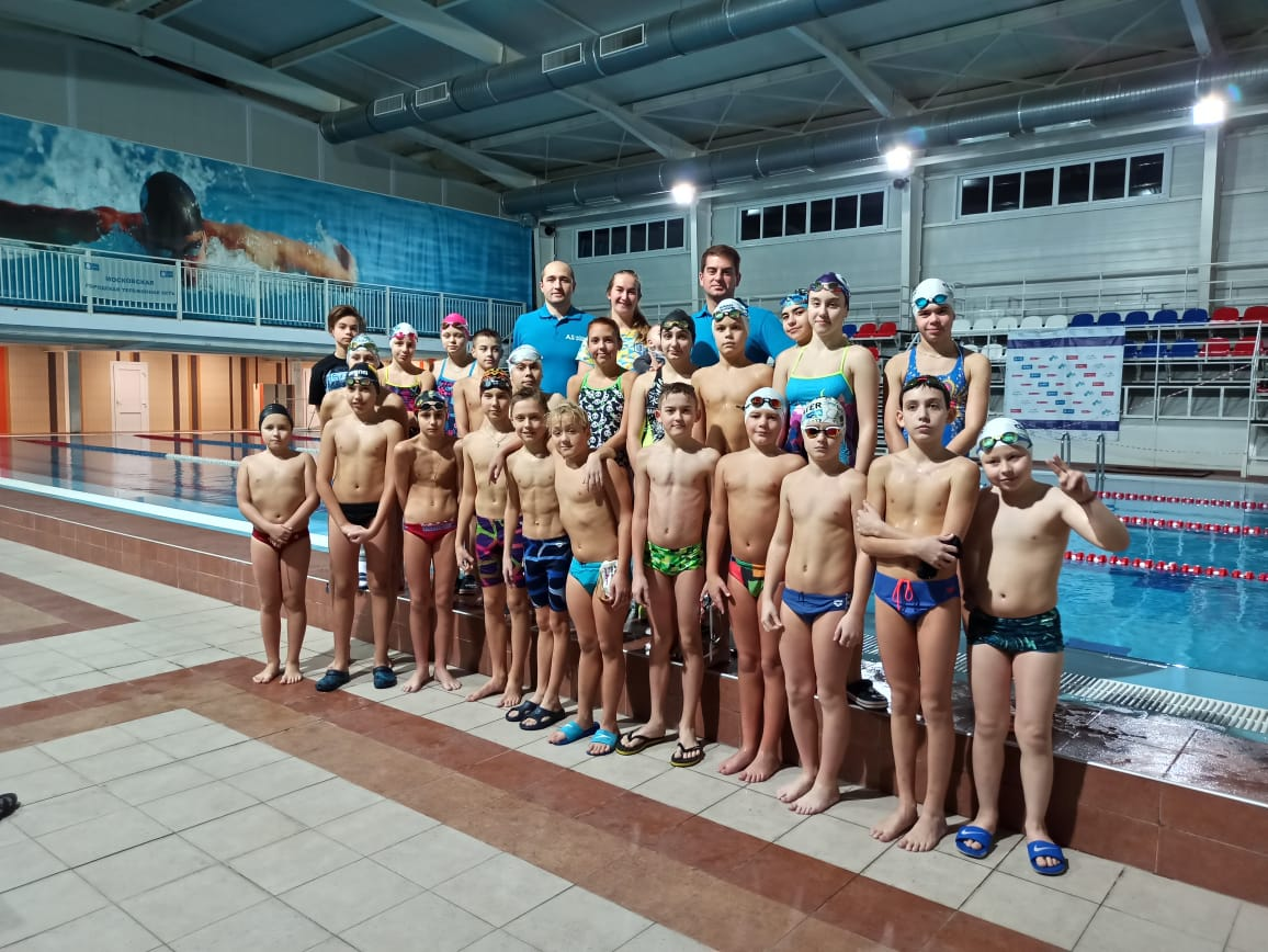 """Aqua Sport summer swim camp"" - программа"