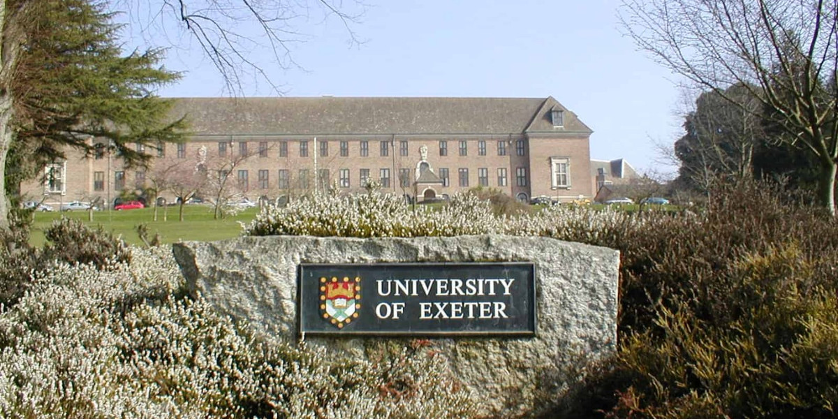 """Jey Study. University of Exeter"" - обучение"