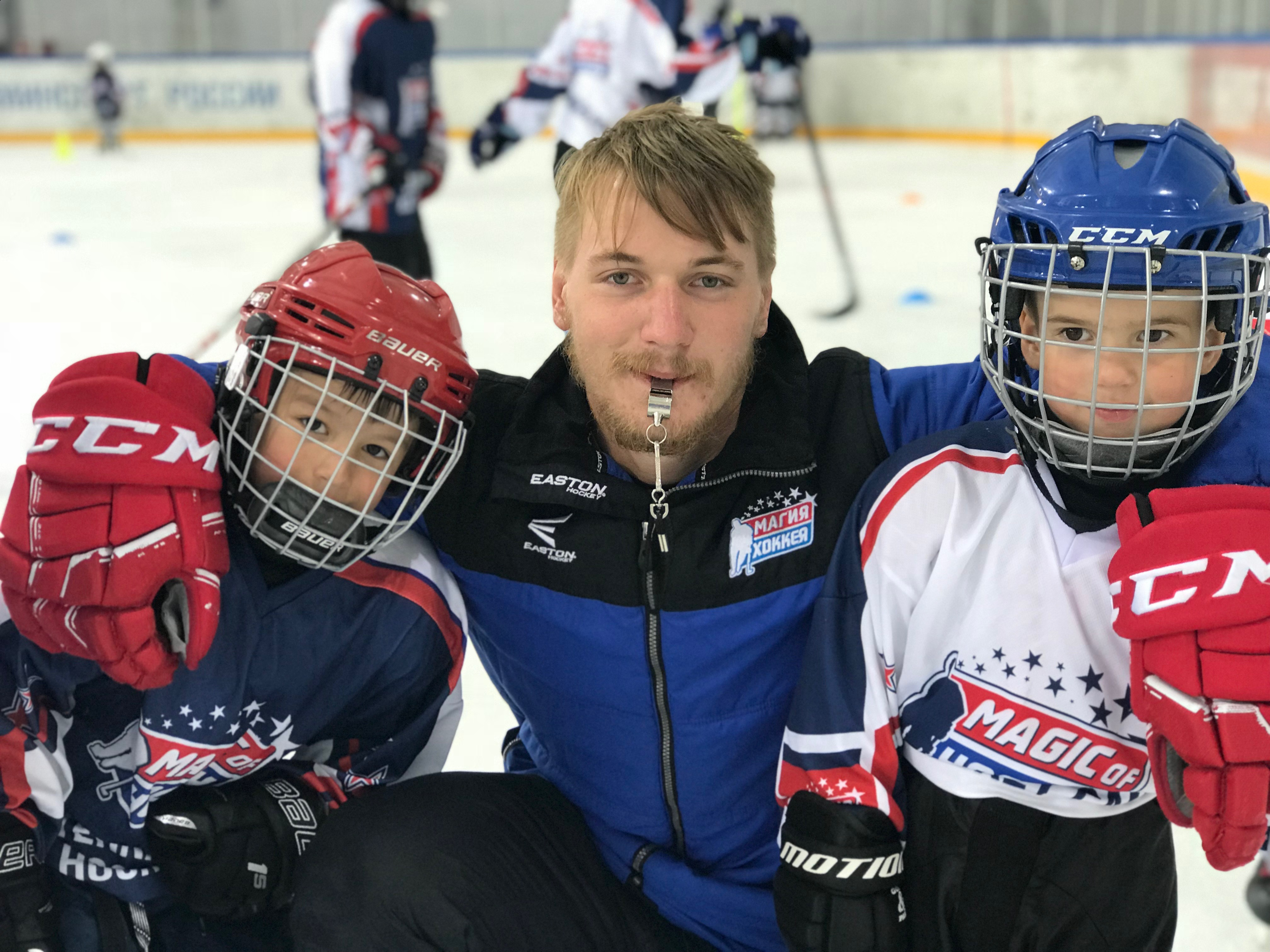 «International Ice Hockey Camp» – Хоккейный лагерь в Адлере, фото 12