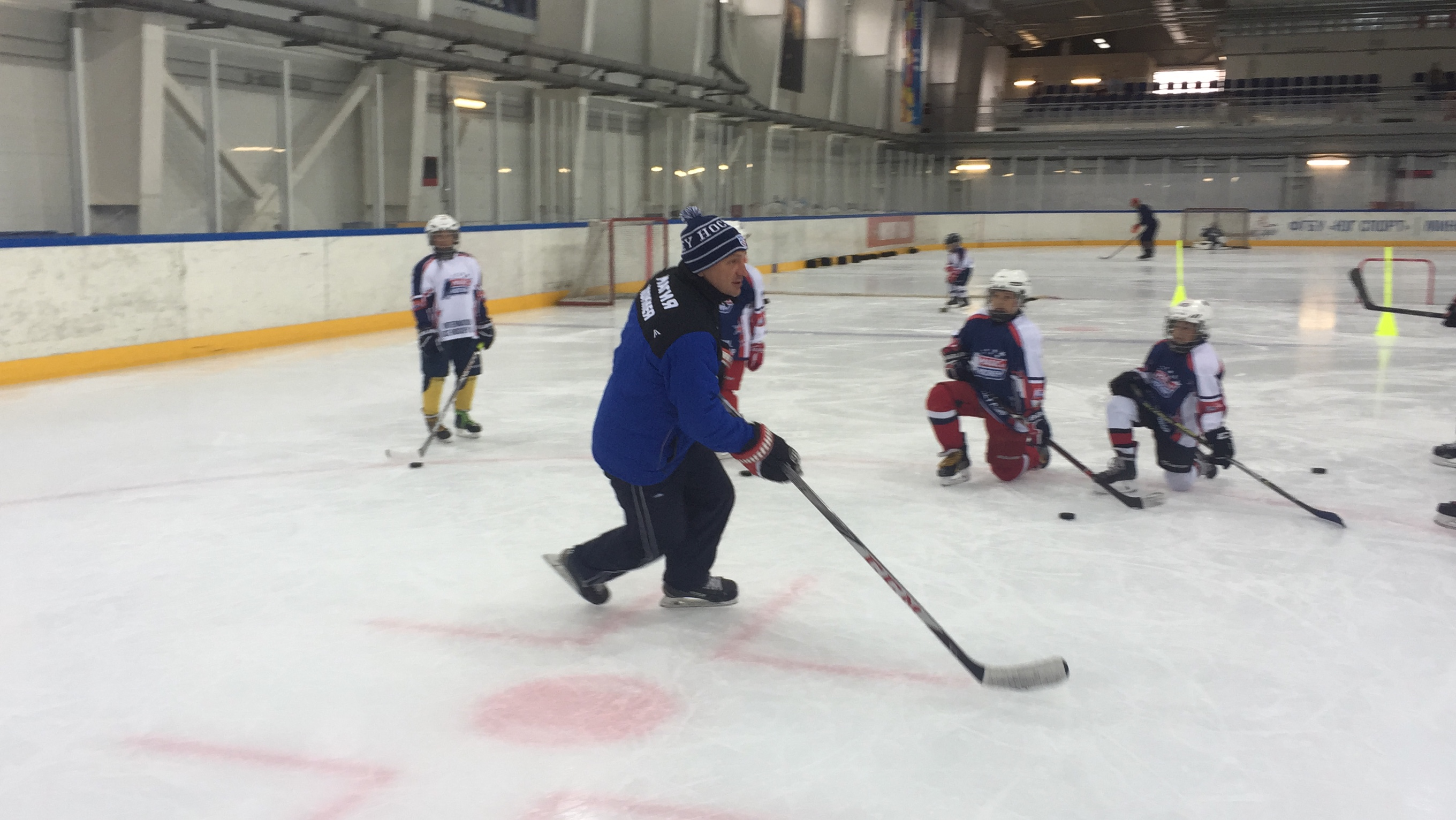 «International Ice Hockey Camp» – Хоккейный лагерь в Адлере, фото 10